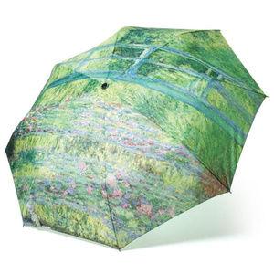 Accessories - Monet's Japanese Bridge Compact Umbrella